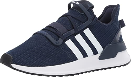 adidas Originals U_Path Run, Sandale Homme, Blanc et Bleu foncé ...