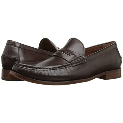 Cole Haan Pinch Gotham Penny Loafer (Chestnut) Men