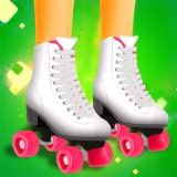 Girls Skaters - The girl only skating skateboard, inline skates, quads skate & other rolling toys free game