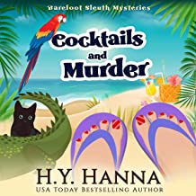 Cocktails and Murder: Barefoot Sleuth Mysteries, Book 3