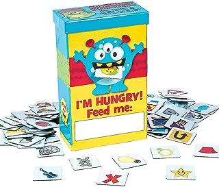 Fun Express Alphabet Monster Game - Educational - Teaching Aids - Language Arts - 1 Piece