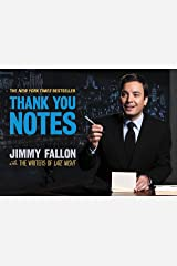 Thank You Notes Kindle Edition