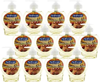 Softsoap Cozy Autumn Day Limited Edition Hand Soap, 5.5 Ounce, 12 Pack