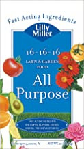 Lilly Miller Lawn & Garden Food All Purpose 16-16-16 20lb