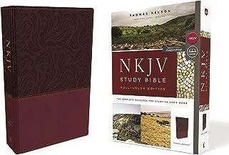 thomas nelson nkjv study bible red letter