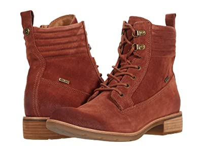 Sofft Baxter Waterproof (Redwood Oiled Cow Suede) Women