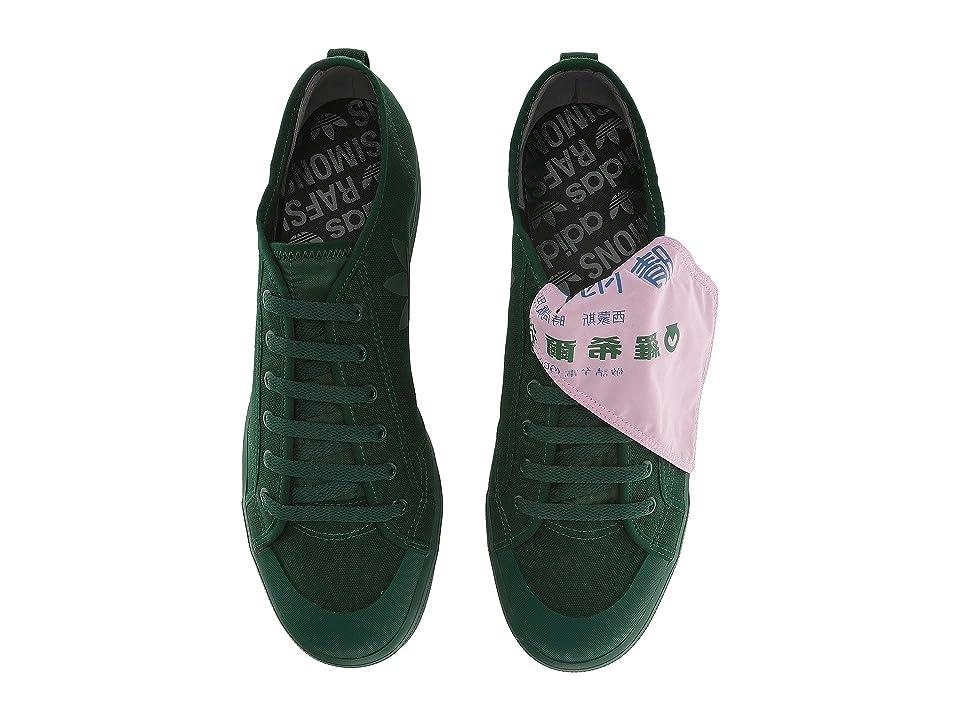adidas by Raf Simons Raf Simons Spirit Low Asymm (Dark Green/Dark Green/Pink) Men