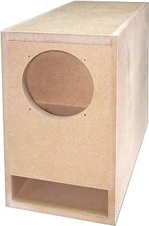 B5サイズより一回り小さいコンパクト・バックロードホーン 組立済み自作キット CBLH-A5(2個1組)SPユニットは別売(推奨ユニットは MarkAudio社 Alpair5v2SS)