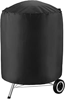 Unicook Heavy Duty Waterproof Kettle Grill Cover, Cover Size 23