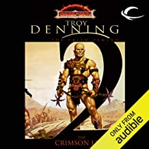 The Crimson Legion: Dungeons and Dragons: Dark Sun: Prism Pentad, Book 2