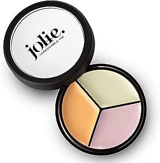 Jolie Cosmetics Pro Palette Correct & Conceal Concealer Neutralizer Wheel