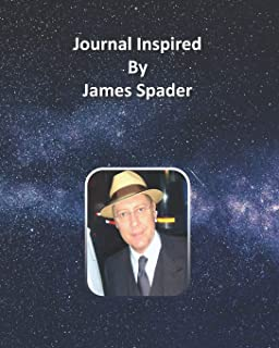 Journal Inspired by James Spader