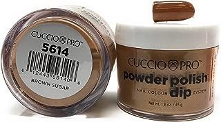 Cuccio Pro Dipping Dip Powder Color 1.6 oz | 5614 Brown Sugar
