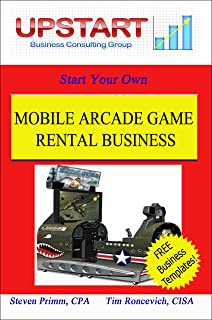 Mobile Arcade Game Rental Business