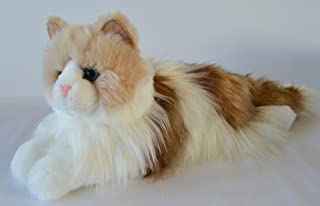 Long Haired Ragdoll Cat - Stuffed Animal Therapy for People with Memory Loss from Aging and Caregivers