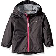 Columbia Youth Switchback II Rain Jacket, Waterproof, Reflective Detail