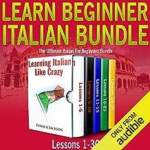 Best learn italian audiobook Reviews