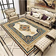 Traditional Oriental Area Rugs Boho Pad for Living Room Bedroom Floor Carpets (Color : E, Size : 40x60cm)