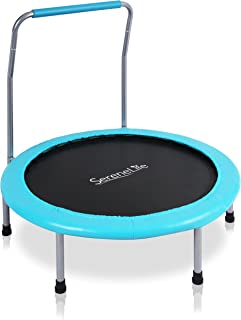 """SereneLife 36"""" Inch Portable Fitness Trampoline – Sports Trampoline for Indoor and.."""