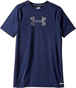 Under Armour Kids Armour Short Sleeve (Big Kids)