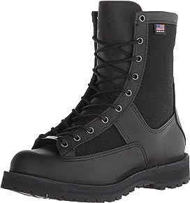 f13c7ec0edd Thorogood 8 Inch Trooper Side Zip | Zappos.com