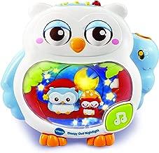 VTech Nursery 506503 Sleepy Owl Nightlight, Multi