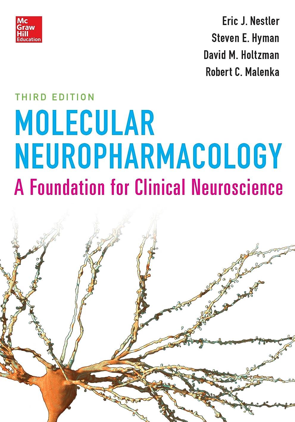 酸度気分が良い一緒Molecular Neuropharmacology: A Foundation for Clinical Neuroscience, Third Edition (English Edition)