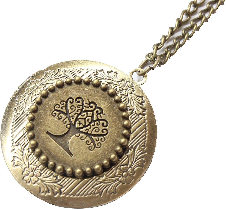 half Locket Jewelry Tree of Life Family Necklace Latest item