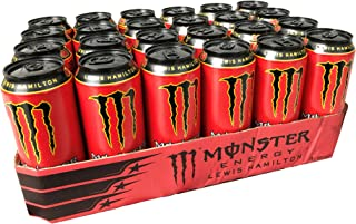 MONSTER Energy Drink 44 Lewis Hamilton BE 24x0,5l Dosen