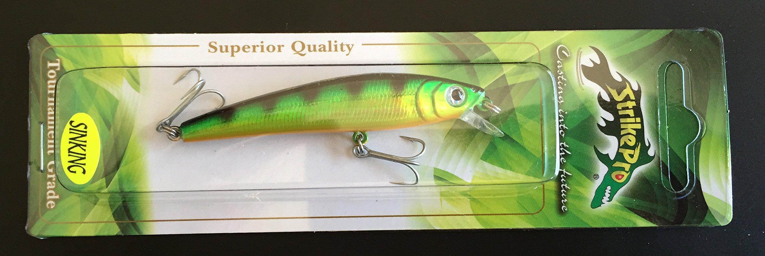 StrikePro - ARC Minnow 75, Color 75 mm (6 gr), Talla 6 gr: Amazon ...