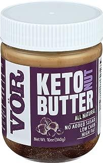 Vör Keto Nut Butter 10oz Jar