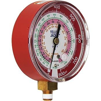 Robinair 11798 Universal Pressure Replacement Gauge