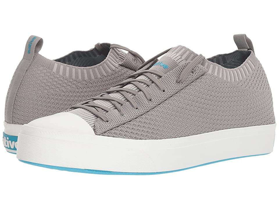 Native Shoes Jefferson 2.0 Liteknit (Pigeon Grey/Shell White) Shoes