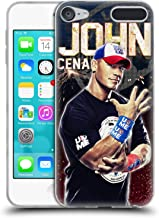 Official WWE John Cena Superstars Soft Gel Case Compatible for Touch 6th Gen/Touch 7th Gen