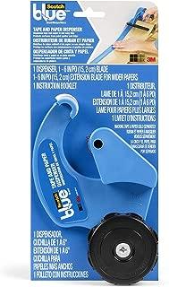 ScotchBlue Masking Tape and Paper Dispenser M1000-SBN (Renewed)