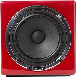 Avantone MixCube Active 10th Anniversary Red Mini Reference Monitor (Single)