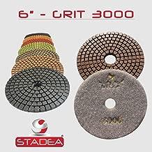 Best 3000 grit diamond pad Reviews