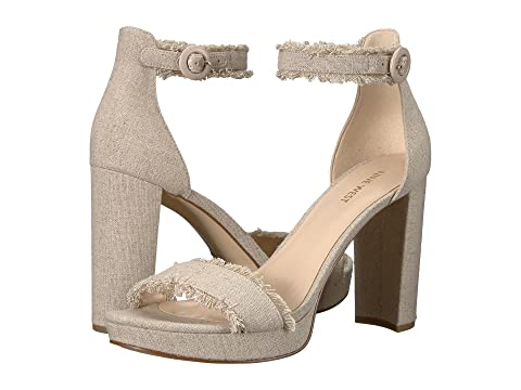 57cda9e0bc43 Nine West Daranita Platform Heel Sandal at 6pm