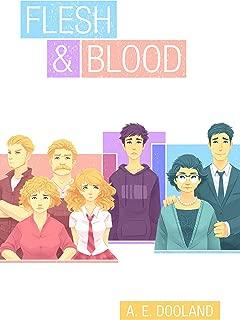 Flesh & Blood (Under My Skin Book 2)