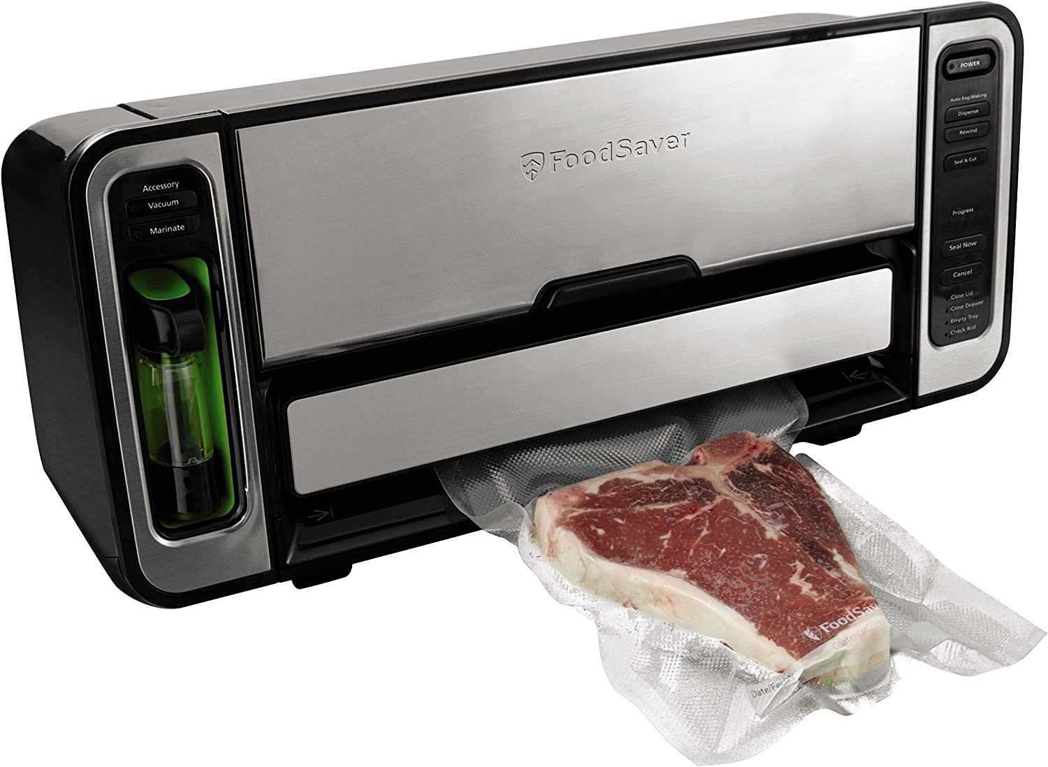 FoodSaver Ranking TOP9 FM5860 A surprise price is realized Vacuum Sealer Machine Bag with Maker Express