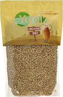 Yupik Organic Wheat, Non-GMO, Vegan, 1Kg