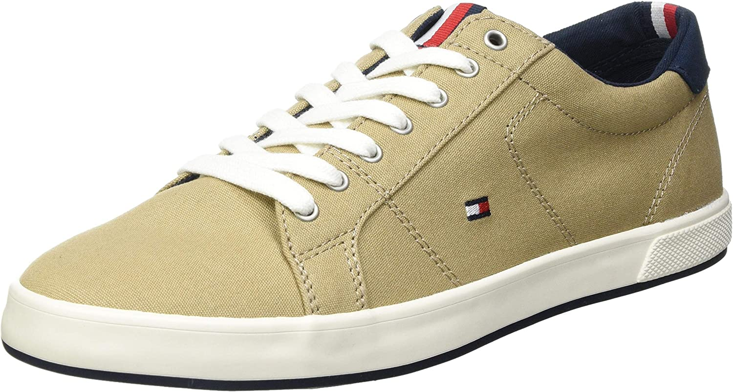 Tommy Hilfiger Iconic Long Lace Sneaker, Zapatillas Hombre