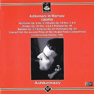 Ashkenazy Plays Chopin