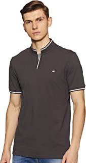 United Colors of Benetton Men's Solid Polo