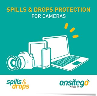 OnsiteGo 1 Year Spills and Drops Protection Plan for Cameras (Rs. 50,001-70,000)