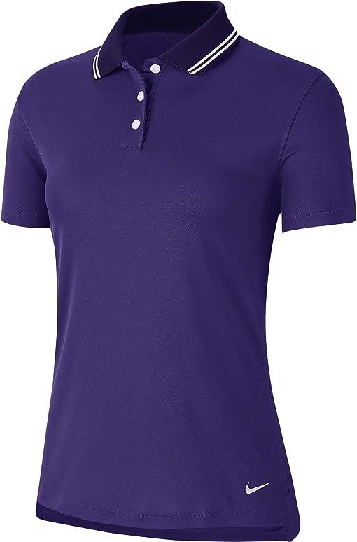 Court Purple/White/White
