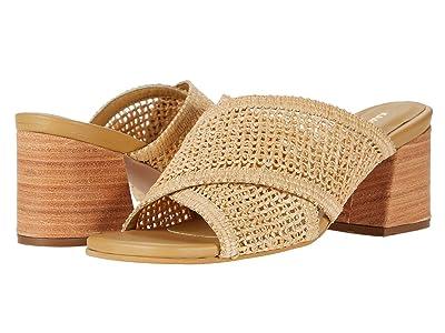 KAANAS Hydra Crossover Fishnet Heel (Natural) Women