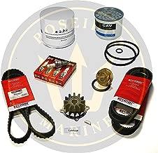 Poseidon Marine Service kit for Volvo Penta AQ120 125 131 145 151 RO: 3517857 3581078 875580 463377
