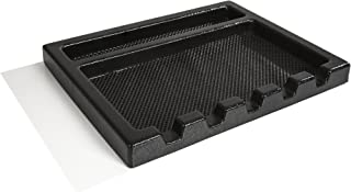 Wahl Professional Barber Tray #3460 – Great for Professional Stylists and Barbers - Black
