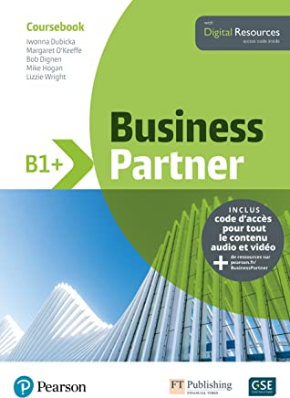 Business Partner B1+ : Coursebook + Digital Resources